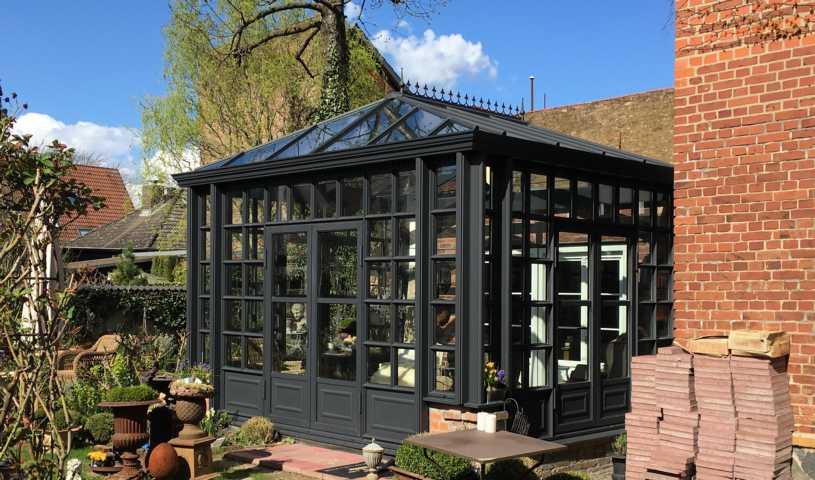 Viktorianische Wintergärten viktorianischer wintergarten hersteller firma nüchter wintergarten